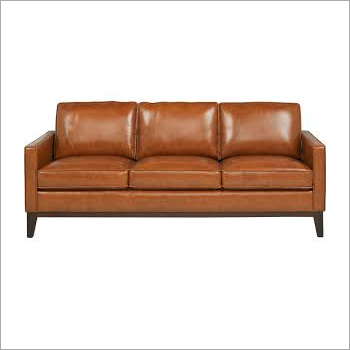 Leather degsiner Sofa