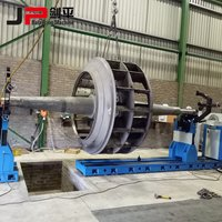 Industrial Fan Impeller Balancing Machine