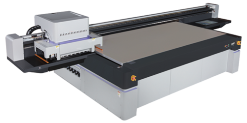UV FLATBED METAL PRINTING MACHINE