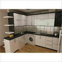 Residential Modular Kitchen