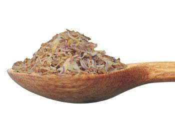 Dehydrated Pink Onion Kibble / Flakes