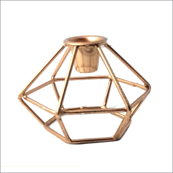 Pure Brass Candle Stand