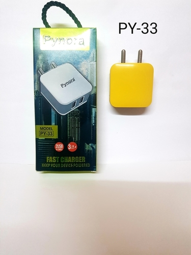 2.1 Double USB Mobile Charger
