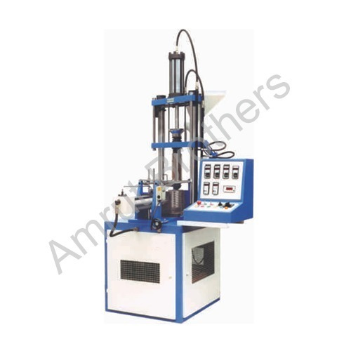 Vertical Plunger Type Hydraulic Moulding Machine