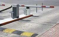 Parking Barrier