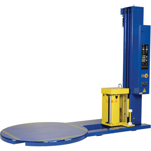 Pallet Wrapping Machine.