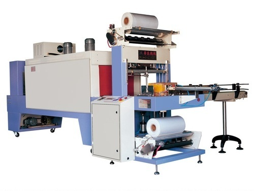 Bottle Shrink Packaging Machine