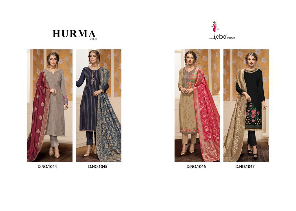 Stylish Banarasi Dupatta Suits