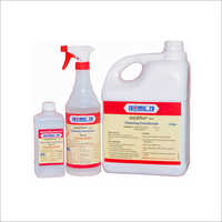 Cleaning Disinfectant Liquid Solution