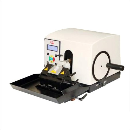 Fully Automated Microtome