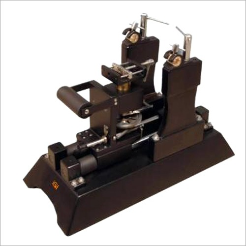 Sliding Sledge Microtome
