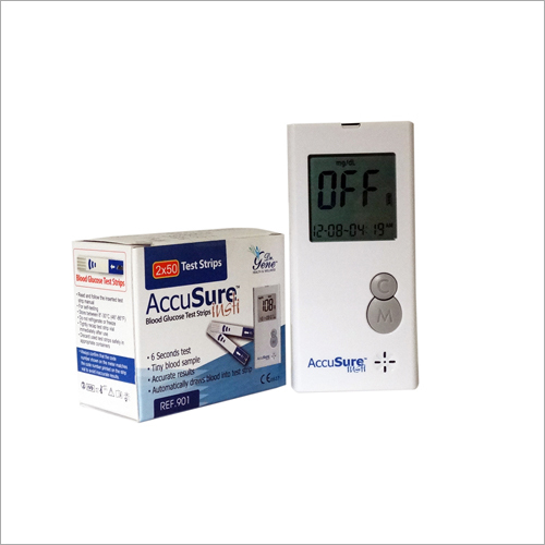 Blood Glucose Insti Test Strips Monitor