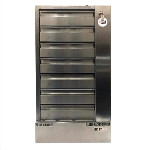 Closed Packed Manner Slide Cabinet