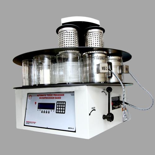 Microprocessor Based Tissue Processor