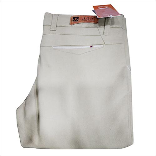 Mens Plain Formal Trousers