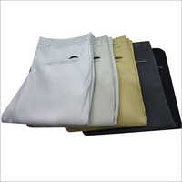 Mens Regular Fit Formal Trouser