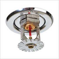 Brass Fire Sprinkler System