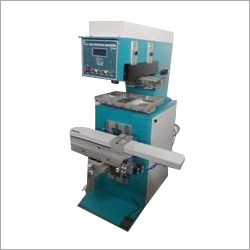Three Colour Pad Printing Machine