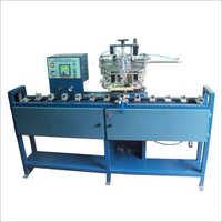 Conveyorised Screen Printing Machine