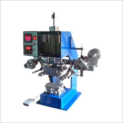 Table Top Hot Foil Stamping Machine
