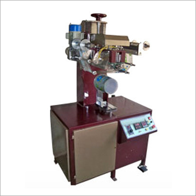 Round Hot Foil Stamping Machine