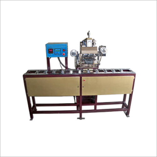 Conveyor Hot Foil Stamping Machine