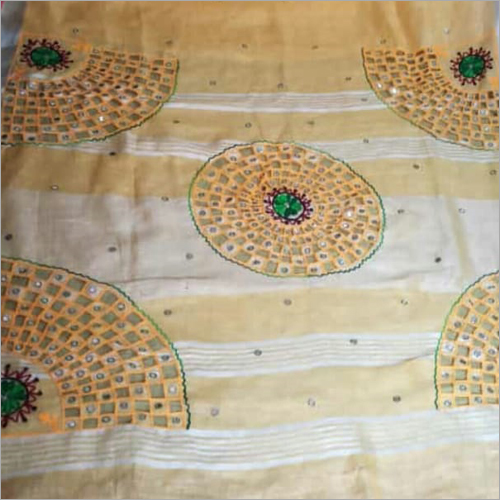 Ladies Modern Embroidered Saree