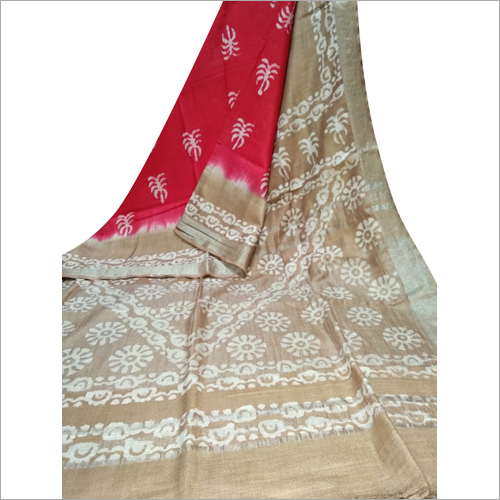 Ladies Trendy Printed Saree
