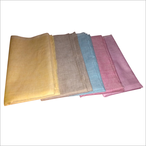 Ladies Plain Khadi Saree