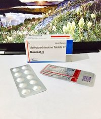 Methylprednisolone 4Mg
