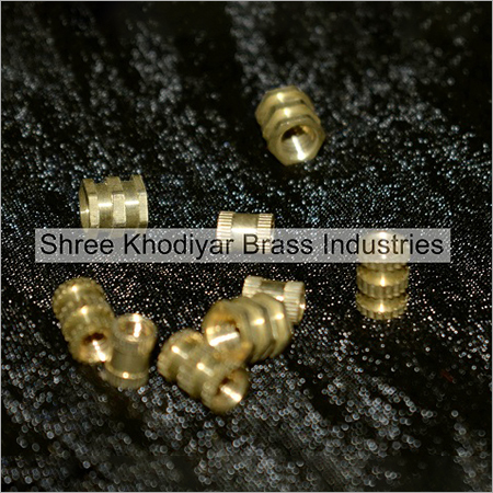 Brass Auto Moulding Insert