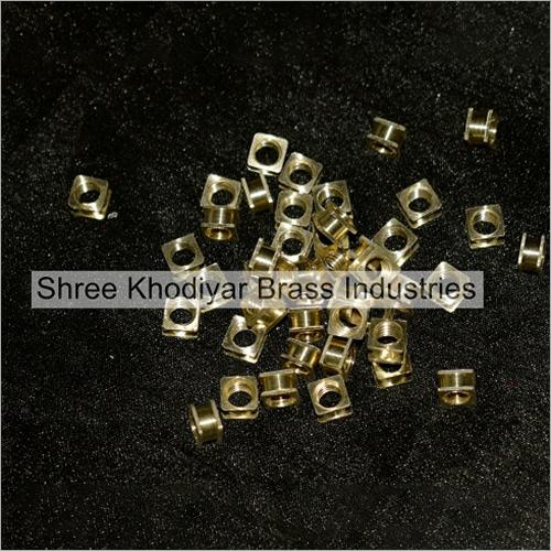 Brass Electronics Insert