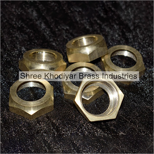 Brass Machine Screw Nut