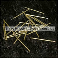 Industrial Brass Pin