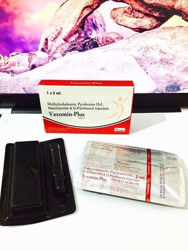 Pyridoxine 100Mg+Methycobalamin 1000 Mcg+Nicotinamide 10 Mg