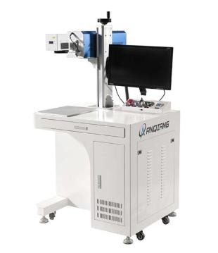 Aq-200Fda Fiber Laser Marking Machine