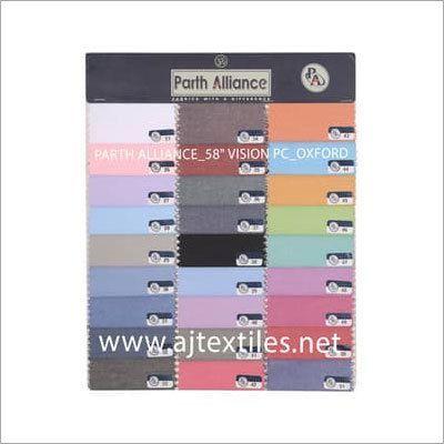 Oxford Shirting Fabric