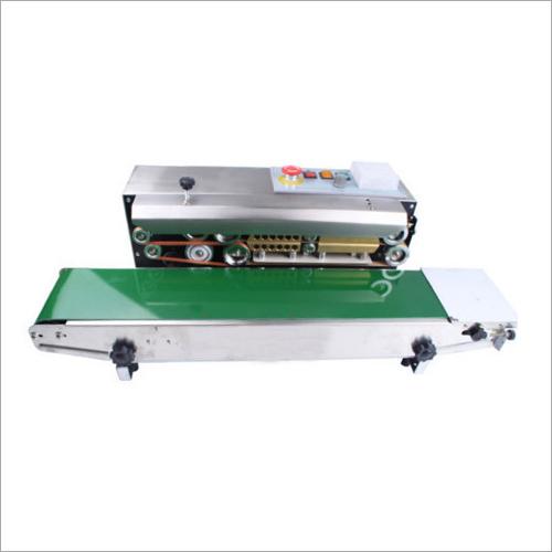 Continuous Bag Sealer Machine