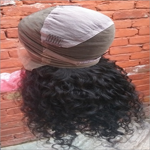 Raw Curly Full Lace Wig,unprocessed Hair
