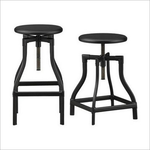 Adjustable Bar Counter Stool