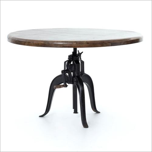 Gear Wooden Table