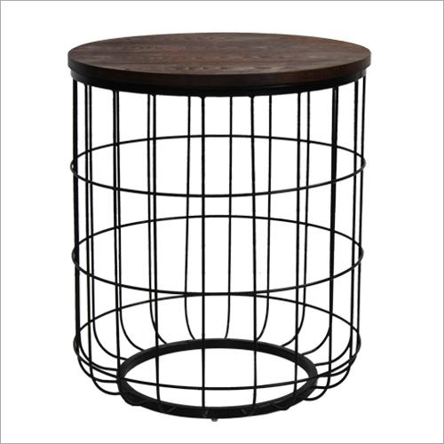 Bird Cage Stool
