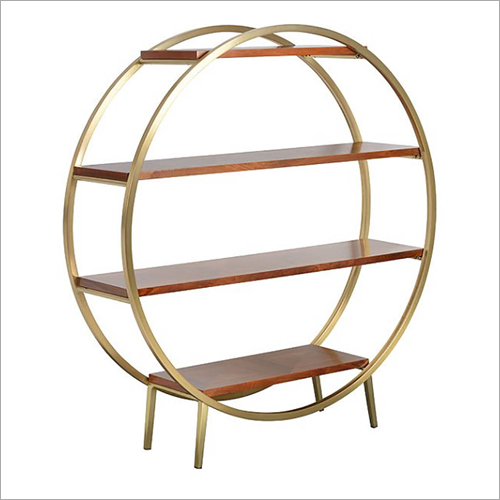 Round Book Shelf