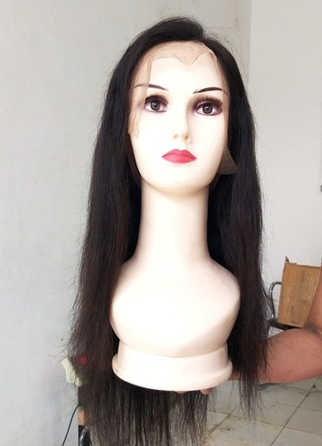 Raw Straight Full Lace Wig
