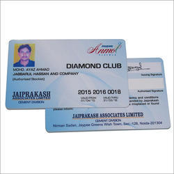 Club Membership Cards