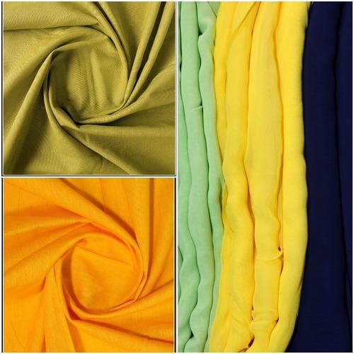 Fancy Plain fabric