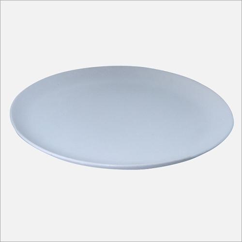 Ceramic White Plate