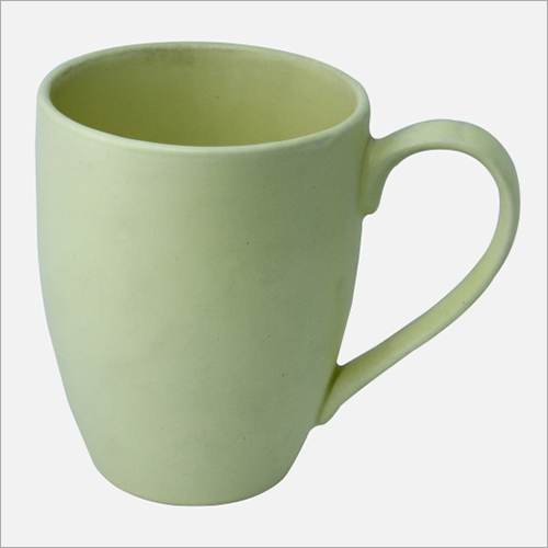 Plain Ceramic Milk Mug