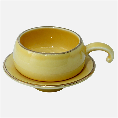 Lilliput Coffee Cup With Saucer