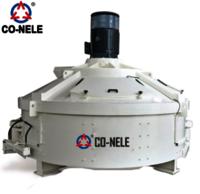 Concrete Planetary Mixer Details